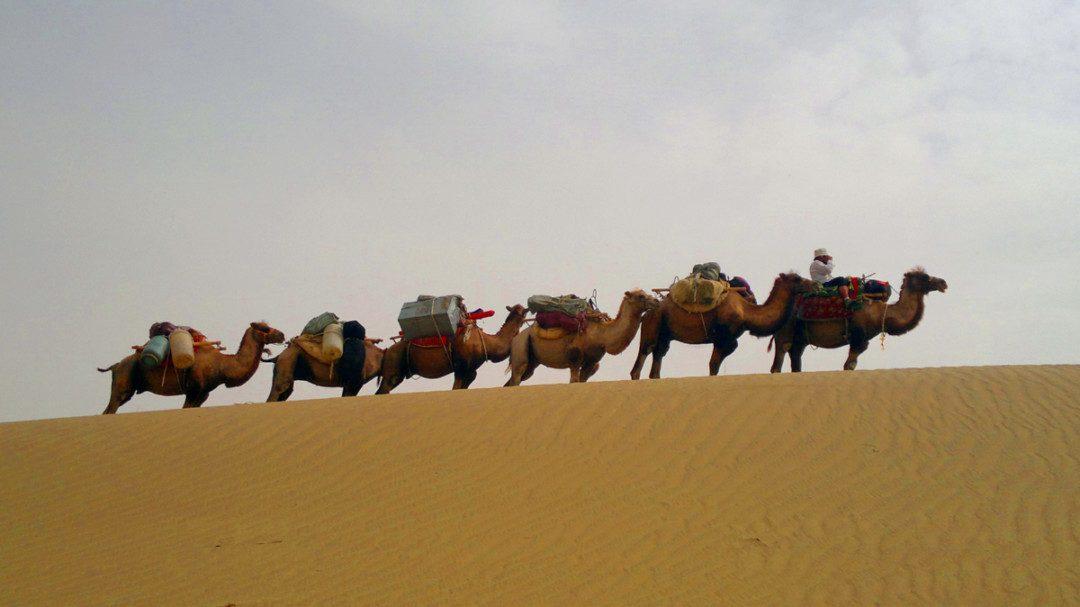 13 Days Xinjiang Southern Silkroad + Desert Trek