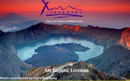 Mt Rinjani Trek ~ Lombok