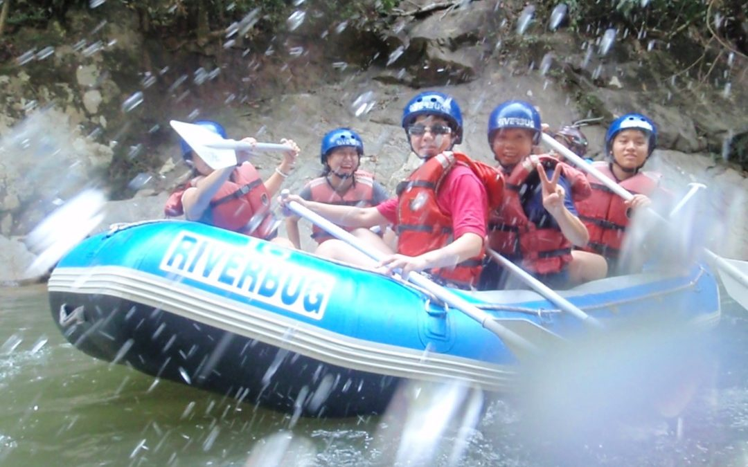 03 Days Perak Raft and Caving