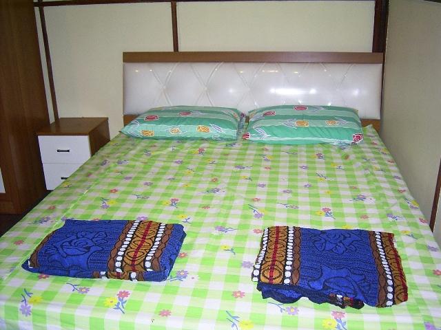 Ledang 1st room in standard chalet