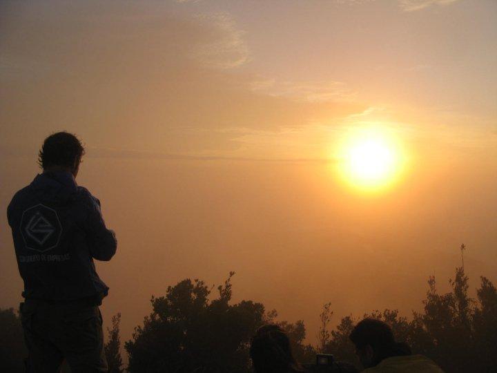 Ledang Sunrise