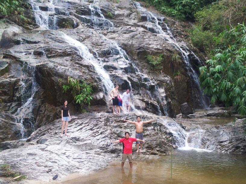 Ledang Waterfalls