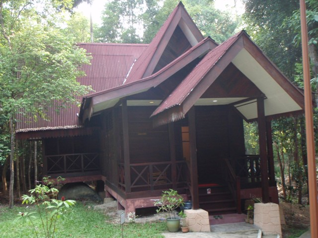 Ledang Deluxe chalet