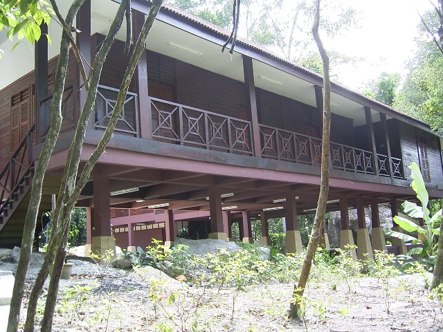 Ledang dormitory