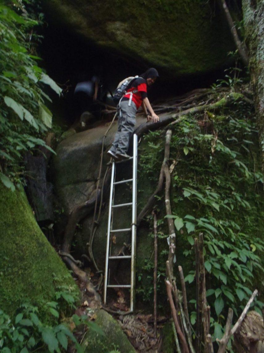 Ledang cave