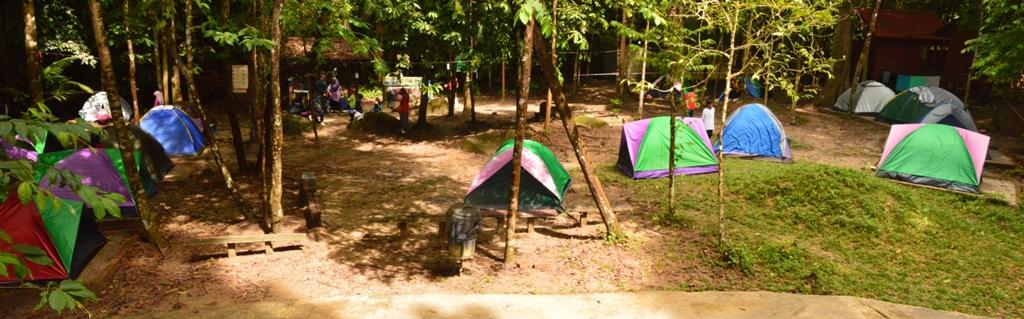 Ledang Campsite