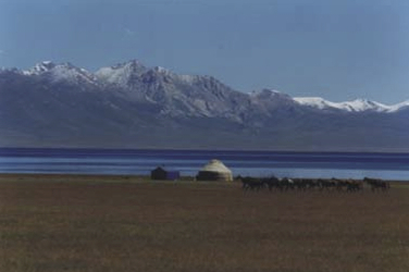 7 Days Horse-riding Beneath the Stars at Son-Kul Lake (Kyrgyzstan)