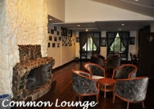 Kinabalu Park - GRACE HOSTEL common lounge