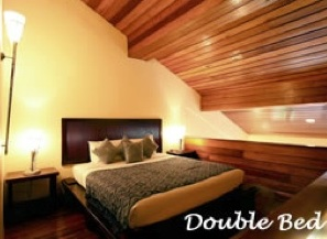 Kinabalu Park - LIWAGU SUITE Double Bed