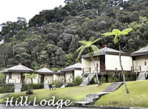 Kinabalu Park - THE HILL LODGE Exterior