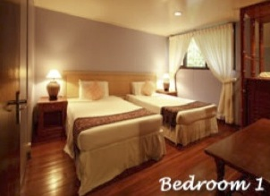 Kinabalu Park - THE PEAK LODGE Bedroom 1