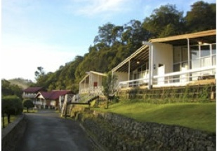Kinabalu Park - THE PEAK LODGE Exterior