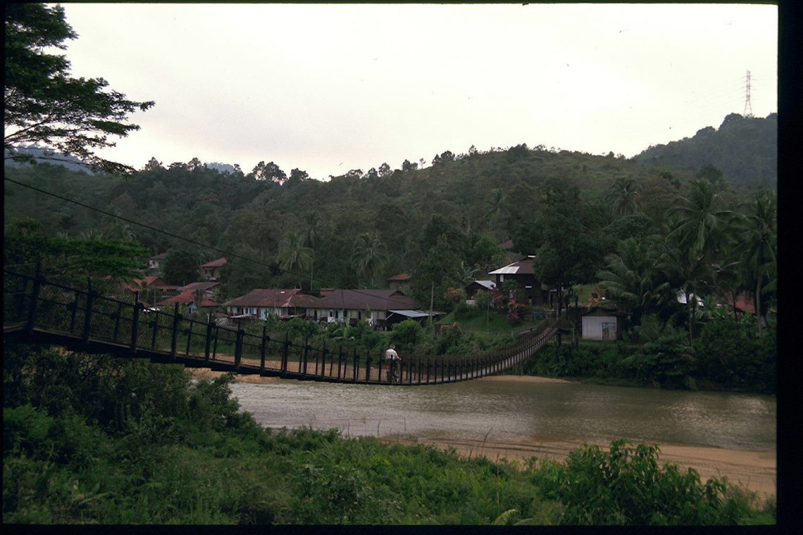 Lembing suspension bridge-1