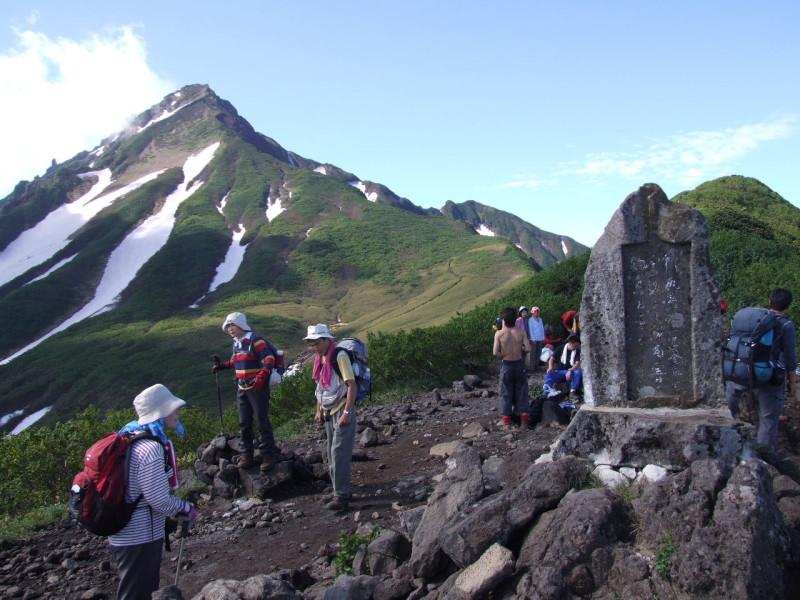 Mt Rishiri trek