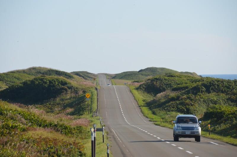 Soya Hills-Road Drive