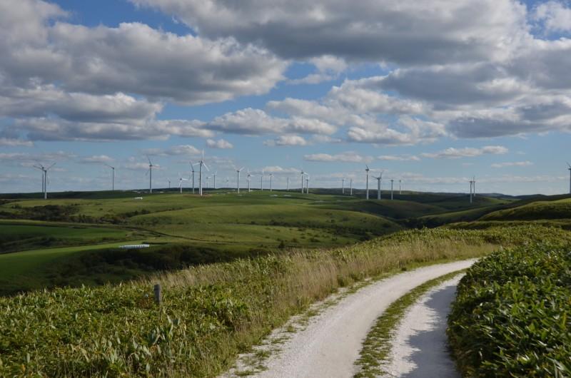 Soya Hills-Wind Mill-1