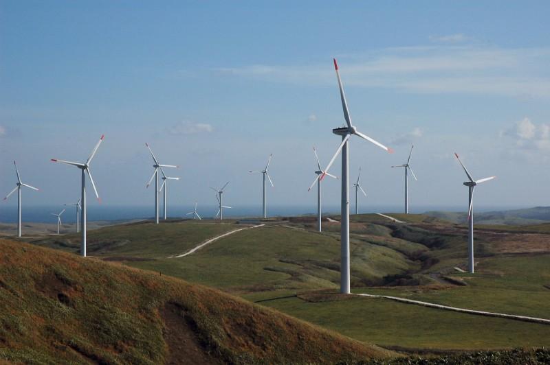 Soya Hills-Wind Mill-3