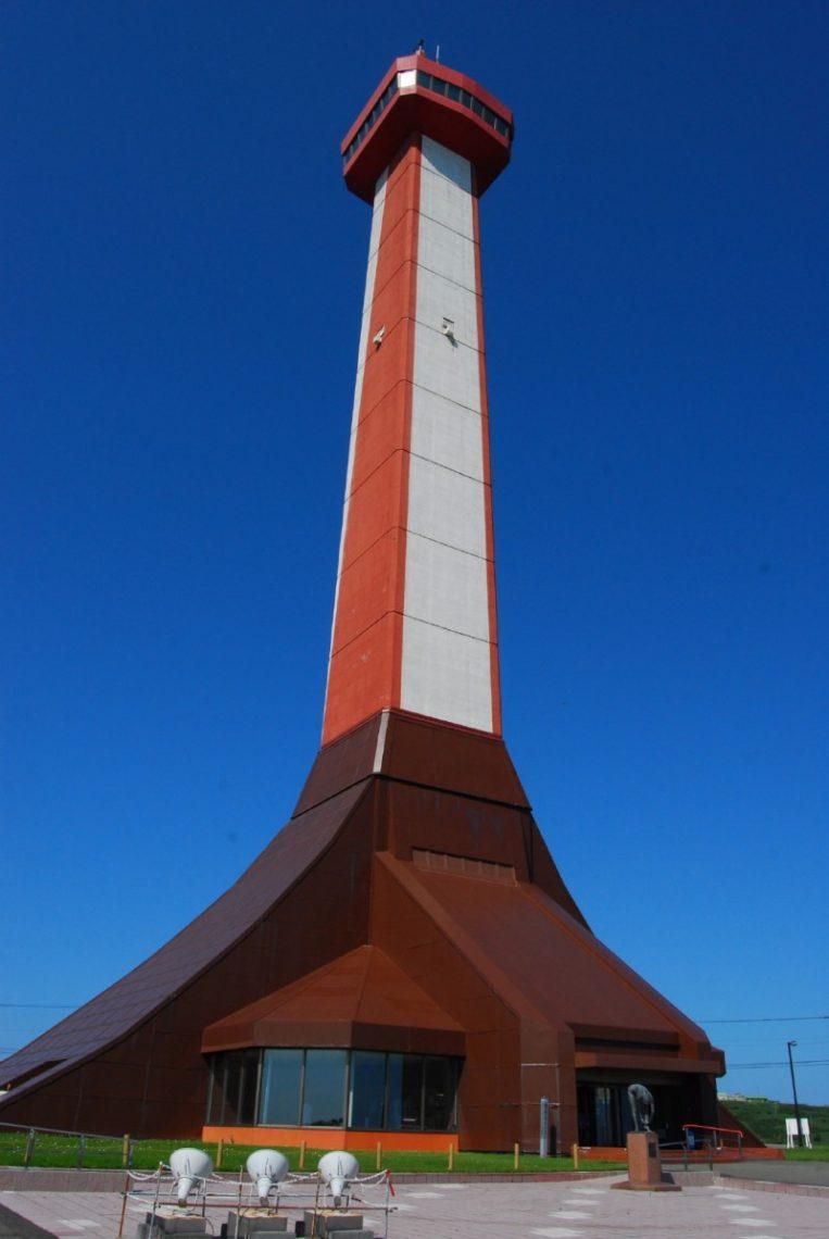 Wakkani Park-Wakkanai 100th Year Memorial Tower