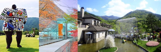 Hakone - Nature & Museums