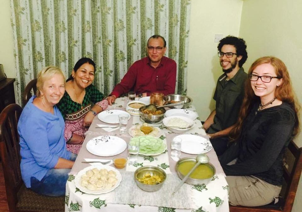 Homestay Experience In Nepal