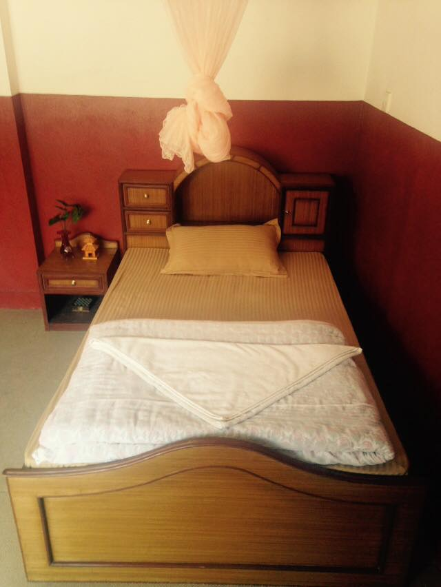 Kathmandu Homestay Spacious room with clean and comfortable bed