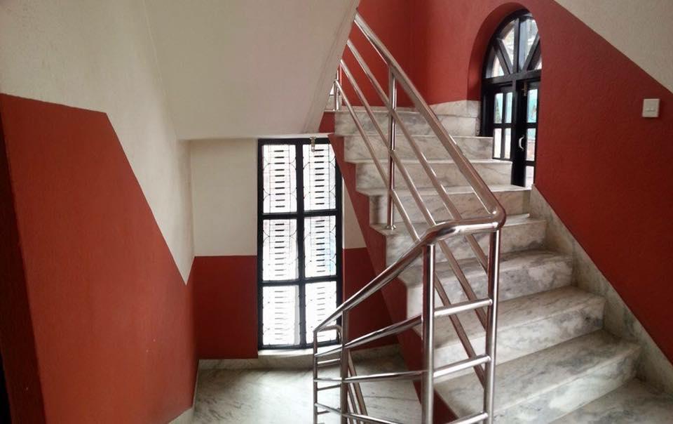 Kathmandu Homestay stairway