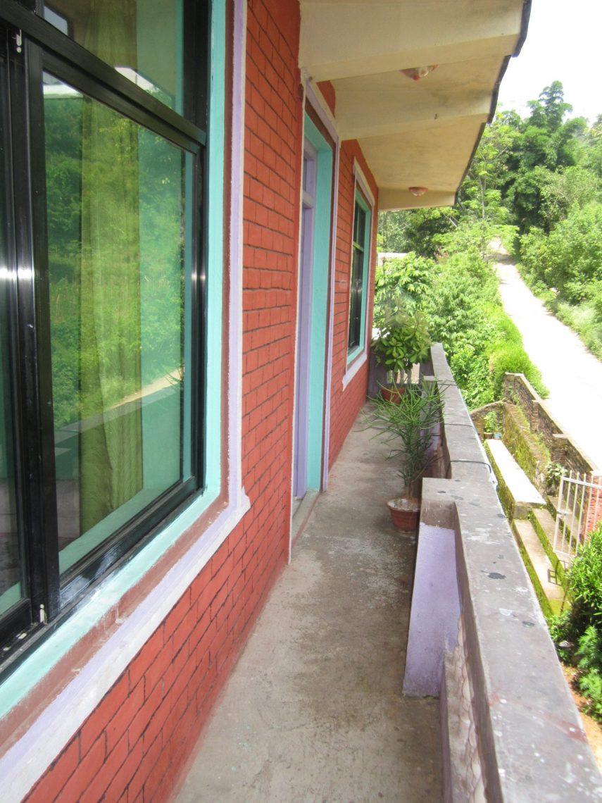 Nuwakot homestay- Entrance