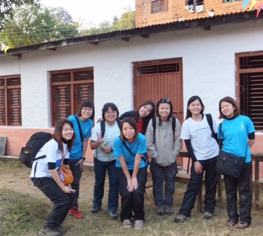Teachers from Singapore