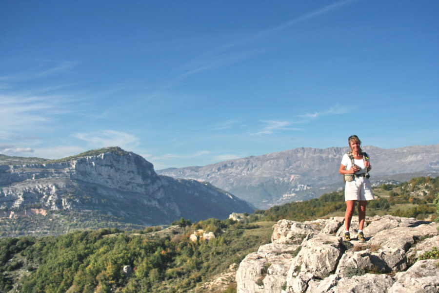 08 Days Self-Guided Trek in Southern France